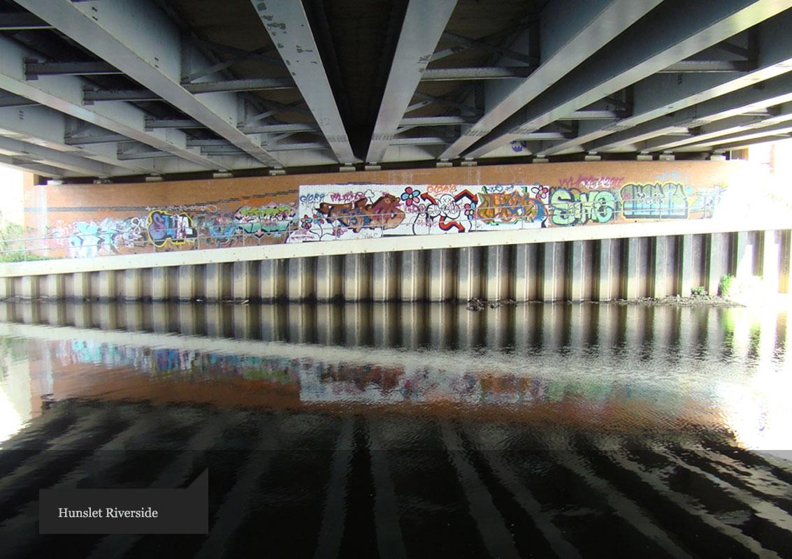 Hunslet Riverside